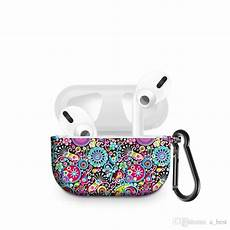 Colorful Shockproof Waterproof Soft Silicone Protective by 2020 Protective Soft Silicone For Airpods Pro
