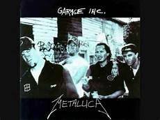 Metallica Garage Inc Album by Metallica Turn The Page Garage Inc Disc One 4 11
