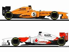 If Only 50th Anniversary McLaren Concept Liveries
