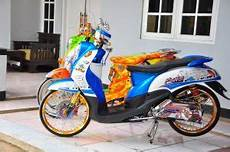 Modifikasi Motor Fino 2018 by Modifikasi Motor Yamaha Fino Thailook 300 215 199 Sekilas