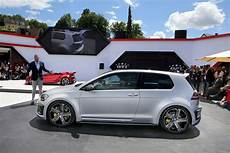 vw golf r 400 concept to pass through la show as it heads