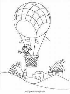 ausmalbilder hei 223 luftballon kostenlos malvorlagen zum