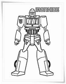 Kostenlose Malvorlagen Transformers Ironhide Transformers Ausmalbilder Gif 400 215 503