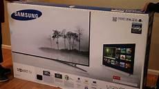 Fernseher 65 Zoll - unboxing unf 8000 samsung 65 inch tv