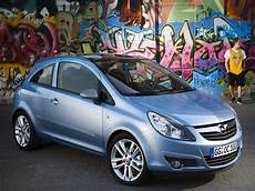 car pictures opel corsa 2007