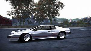 Need For Speed Most Wanted 1980 Lotus Esprit Turbo  NFSCars