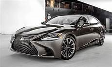 2018 lexus ls500h the sophisticated sedan for the younger