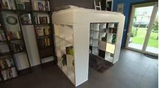Bett Aus Ikea Möbeln Bauen - do it yourself hochbett aus ikea regal abenteuer leben