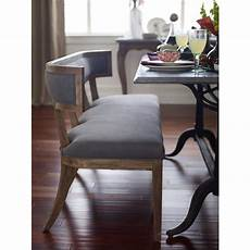 Dining Room With Bench