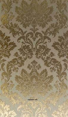tapete muster tapeten muster metallic im neo barock stil online kaufen