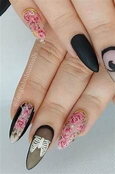 54 refreshing gothic nails design to try this summer 2020