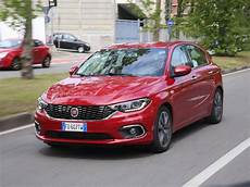 Fiat Tipo 1 4 T Jet Lounge Car Review New Hatch Promises