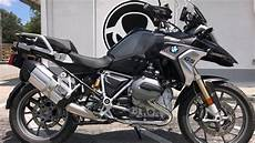 2017 bmw r 1200 gs low suspension at cycles of ta