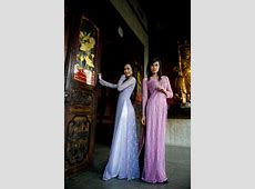 Traditional costumes of ten Southeast Asian countries