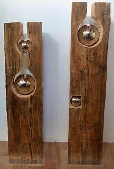 Holz Design Deko - urig und einzigartige holzgestaltung deko f 252 r haus und