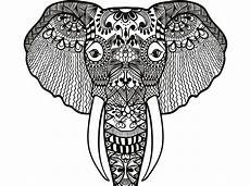 ausmalbilder mandala tiere kostenlos ausdrucken