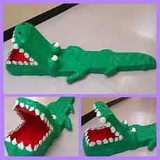 Malvorlagen Dino Mod Mod Roc Crocodile Sculpture Class Projects