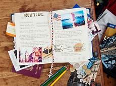 comment faire un carnet de voyage et pr 233 server ses