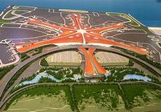 beijing daxing international airport wikidata