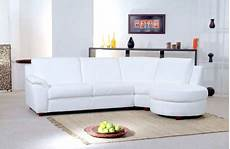 divani con angolo divano moderno con angolo terminale arrotondato e pouf a