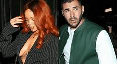 Press Reveal Why Rihanna Up With Karim Benzema