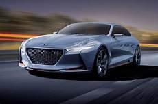 genesis new york concept previews a hybrid sport sedan