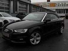 Audi A3 Cabriolet Schwarz Gebraucht
