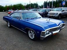 1967 chevy impala 1967 chevrolet impala for sale carsforsale