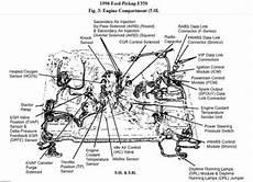 1996 ford f 250 diesel pcm wiring diagram 1996 ford f350 ecm location computer problem 1996 ford f350 v8