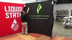 Tension Fabric Display Or Fabric Pop Up Displays