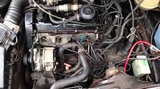 engine idle vw golf mk2 1 8 gti 8v