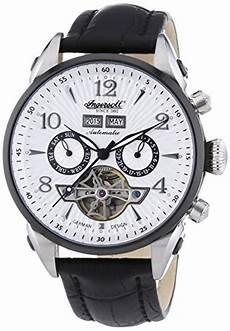 automatik armbanduhr herren ingersoll herren armbanduhr xl seattle chronograph