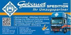 Gebauer Spedition Gmbh 04158 Leipzig Lindenthal