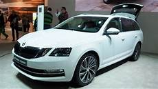 All New Skoda Octavia Combi 2017 In Detail Review