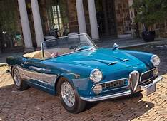World Of Classic Cars Alfa Romeo 2000 Spider By Touring