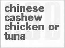 crock pot chinese cashew tuna_image