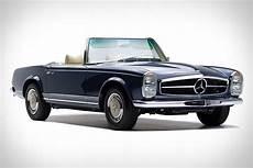 1968 Mercedes 280 Sl Pagoda Uncrate
