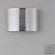 klerk chrome effect single wall light departments diy at b q wall lights wall lights diy