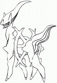 Arceus Coloring Page Quiz Legendary Coloring Pages Arceus Word Of
