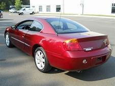 Sell Used 2001 Chrysler Sebring LXi Coupe 2 Door 30L
