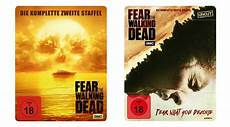 quot fear the walking dead quot staffel 2 und staffel 3 jeweils im