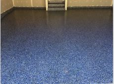 Decorative Chip Epoxy Coatings: Size Really Does Matter
