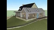 esquisse extension maison individuelle architecte