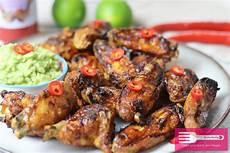 Chicken Wings Backofen - chicken wings f 252 r grill oder backofen sandras kochblog