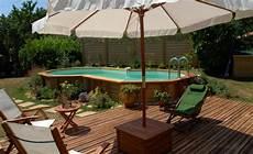piscine hors sol en bois les points faibles