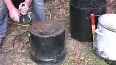 holzgasofen quot downdraft quot selber bauen gasifierestove