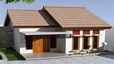 Desain Rumah Type 21 Unik Berkesan Minimalis Dan Menarik