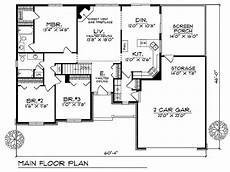 monster house plans ranch 61495 monster house plans ranch style house plans