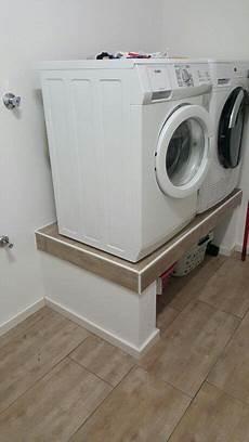 Podest F 252 R Waschmaschine Und Trockner Im Hwr Reforma
