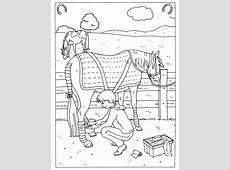 Kleurplaten Paradijs Paarden ? Google Zoeken   Kleur